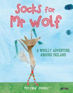 Book Review: Socks For Mr. Wolf