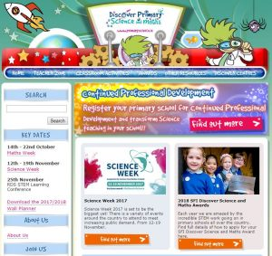Primary Science Website