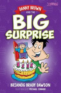 Book Review: Danny Brown and the Big Surprise