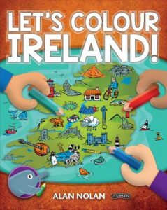 Book Review: Let's Colour Ireland