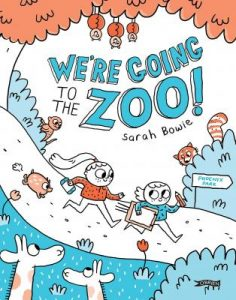 Book Review: We're Going to the Zoo