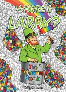 Book Review: Where's Larry?