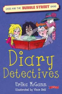 Book Review: Diary Detectives