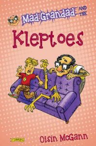 Book Review: Mad Grandad and the Kleptoes