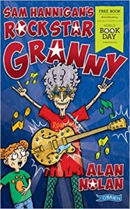 Book Review: Sam Hannigan's Rock Star Granny