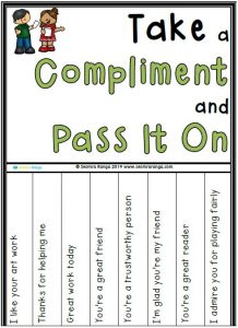 Pass A Compliment Boards