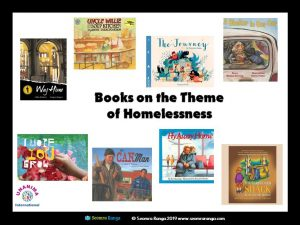 Books on Homelessness