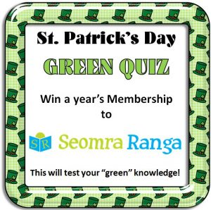 St. Patrick's Day Competition