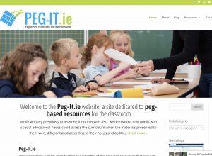 New Peg-It.ie Website