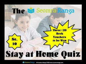 Stay at Home Quiz No. 10