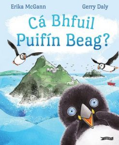 Léirmheas Leabhar – Cá bhFuil Puifín Beag?