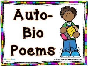 Auto-Bio Poems