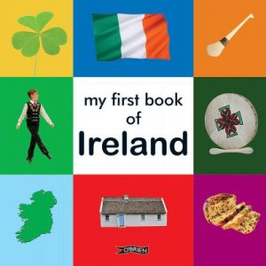 Book Review: My First Book of Ireland