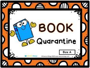 Book Quarantine