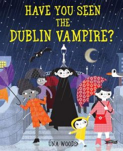 Book Review – Have You Seen the Dublin Vampire?