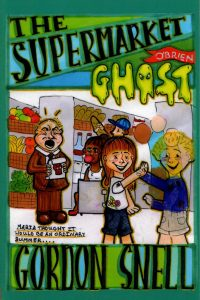 Book Review – The Supermarket Ghost