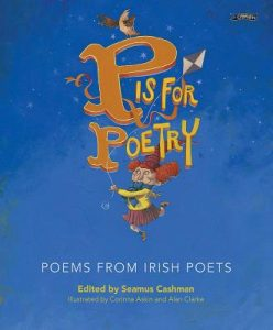 Book Review – P is for Poetry
