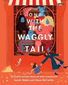 Book Review – The One With The Waggly Tail