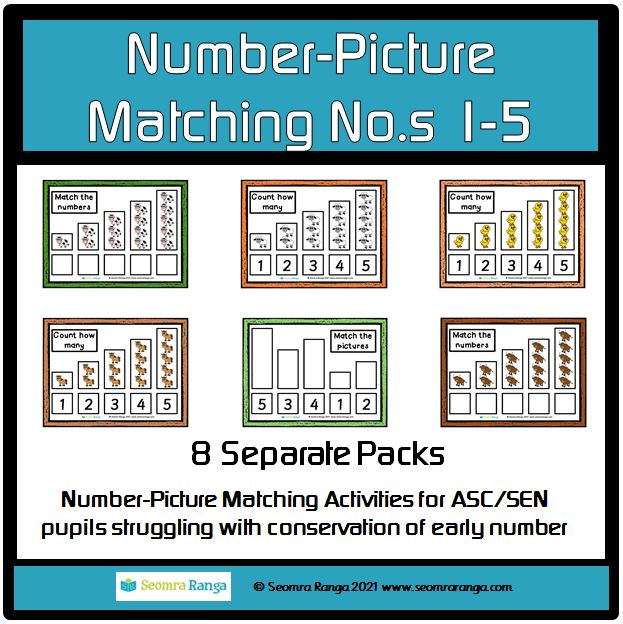 Number-Picture Matching 01 (Full Version)