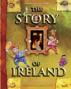 Book Review – The Story of Ireland