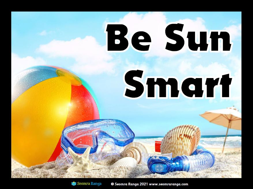 Be Sun Smart Photo Pack