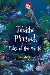 Book Review – Tabitha Plimtock and the Edge of the World