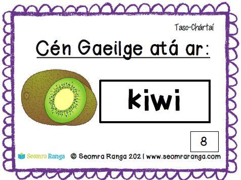 Tasc-Chártaí – Cén Gaeilge Atá Ar …. 02