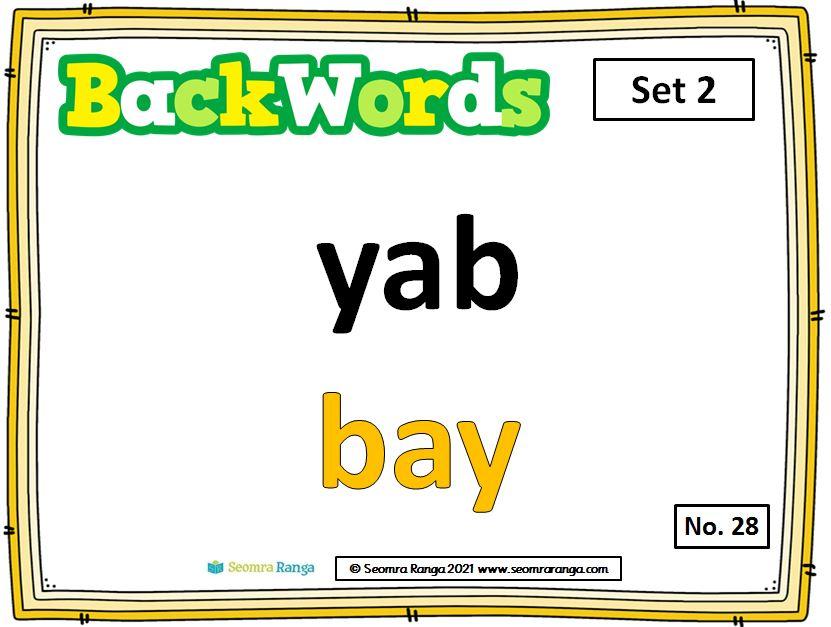 Backwords 02 (PowerPoint Version)