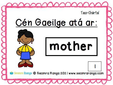 Tasc-Chártaí: Cén Gaeilge Atá Ar …. 03