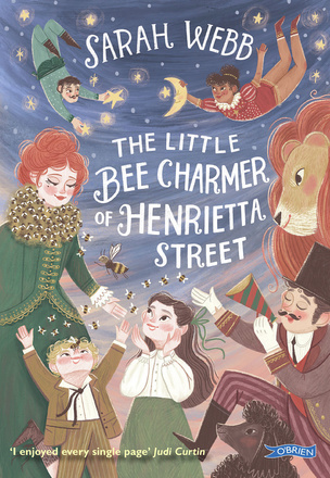 Book Review – The Bee Charmer of Henrietta Street