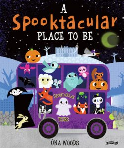 Book Review – A Spooktacular Place To Be